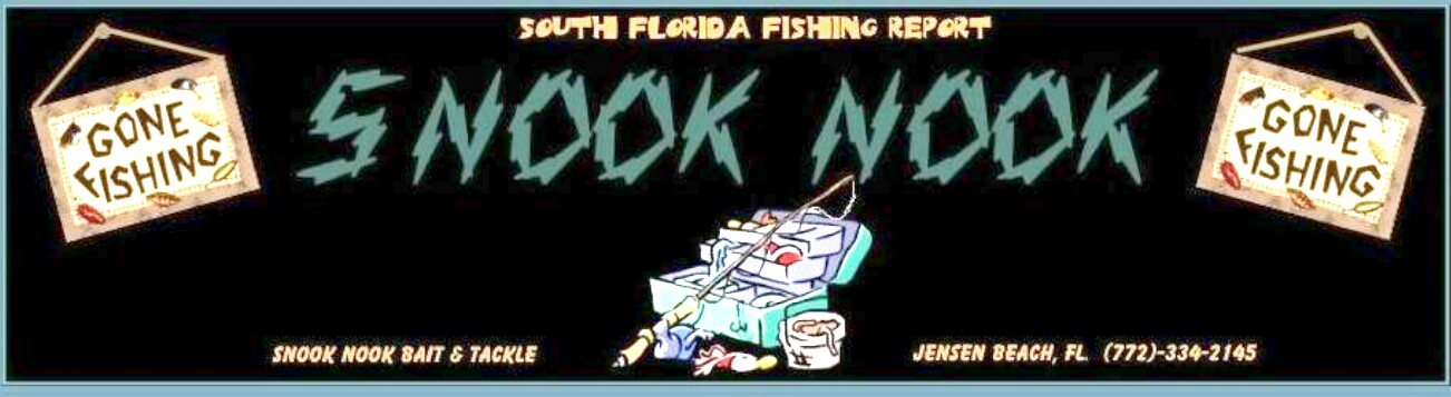 Mcac artificial reef fund sponsors for fishing supplies for Snook nook fishing report